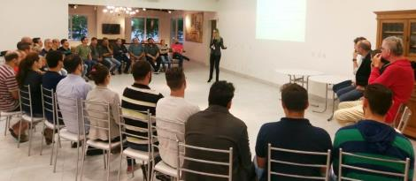 Faculdade IENH promove curso in company na empresa Bertex