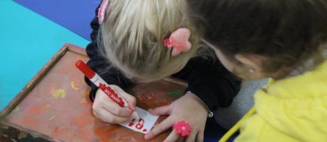 Identificação das partes do rosto em inglês a partir de jogos na Educação Infantil da IENH