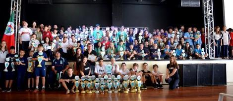IENH é bicampeã da Olimpíada Escolar Para Todos