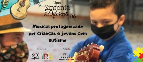 Inicia terceira edição do Sinfonia Diferente RS
