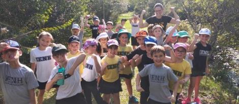 Monitores Ecológicos da Unidade Oswaldo Cruz visitam Centro de Educação Ambiental em Lomba Grande