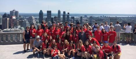 Ottawa é o destino dos alunos da IENH na última semana de Intercâmbio no Canadá