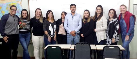 Professor internacional ministra aula no MBA em Gestão de Pessoas e Liderança Colaborativa